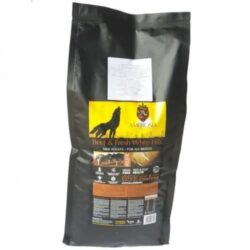 מזון לכלבים בוגרים אמברוסיה 6 קג בטעם בקר
