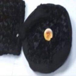 מיטה לכלב קטן בצבע שחור