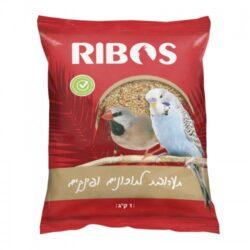 מזון לפינקים של חברת ריבוס