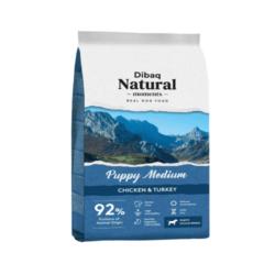 דיבאק אוכל לגורי כלבים במשקל חסכוני 15 קג